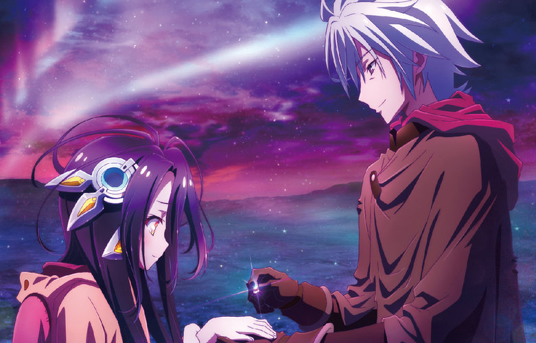 Download Wallpaper From Anime No Game No Life With Tags