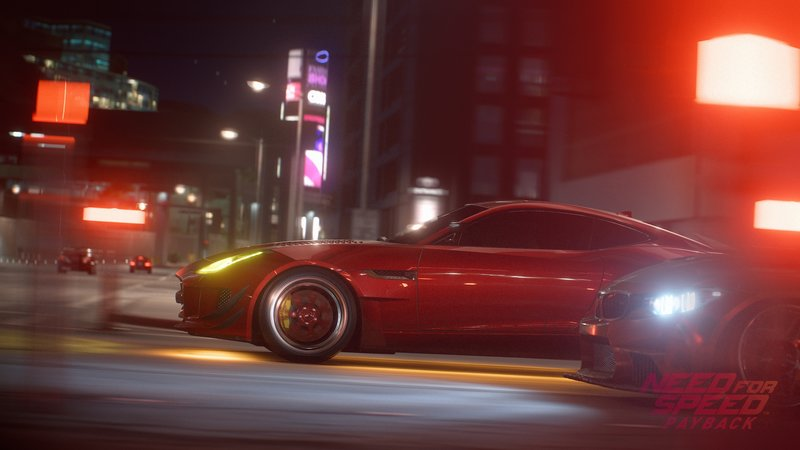 Download wallpaper from game Need for Speed Payback with