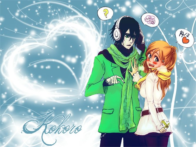 Download wallpaper from anime Bleach with tags: Orihime