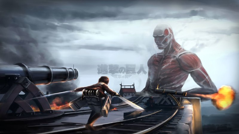 Download Wallpaper From Anime Attack On Titan With Tags Download Eren Yeager Armored Titan