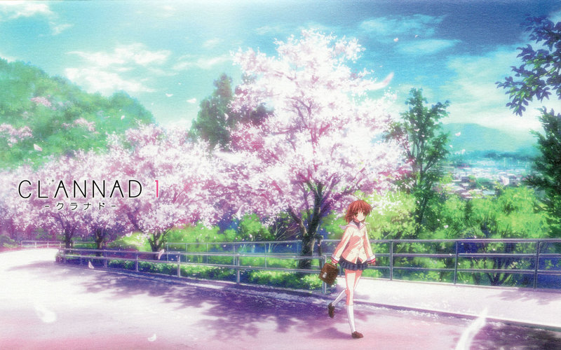 Download Wallpaper From Anime Clannad With Tags Clannad Nagisa