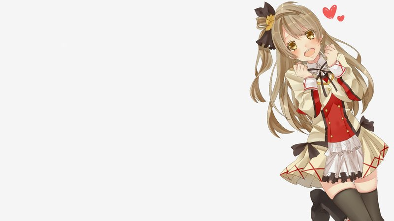 Download Wallpaper From Anime Love Live With Tags Laptop Kotori