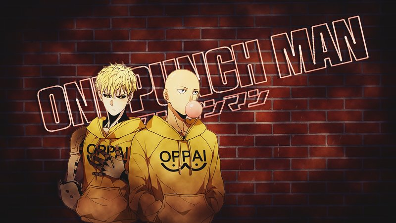 Download Wallpaper From Anime One Punch Man With Tags