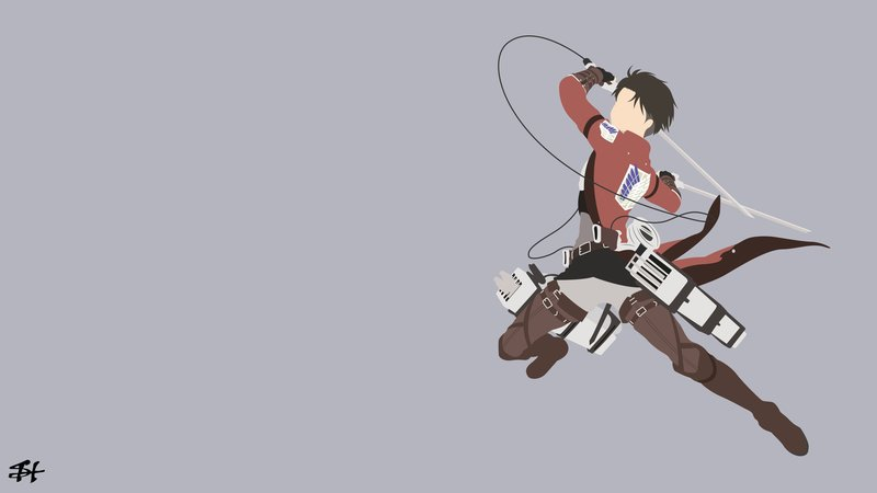 Download Wallpaper From Anime Attack On Titan With Tags Windows Levi Ackerman