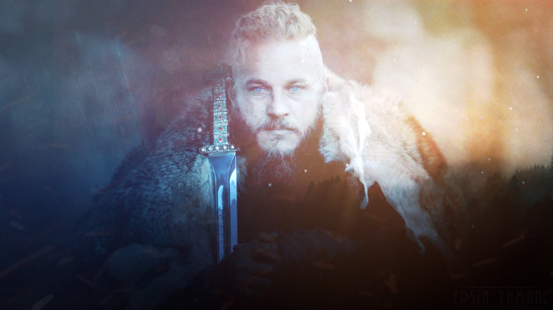 TV Series Vikings Download Wallpaper