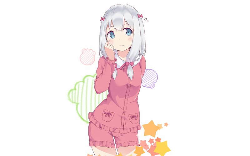 Download Wallpaper From Anime Eromanga Sensei With Tags Backgrounds