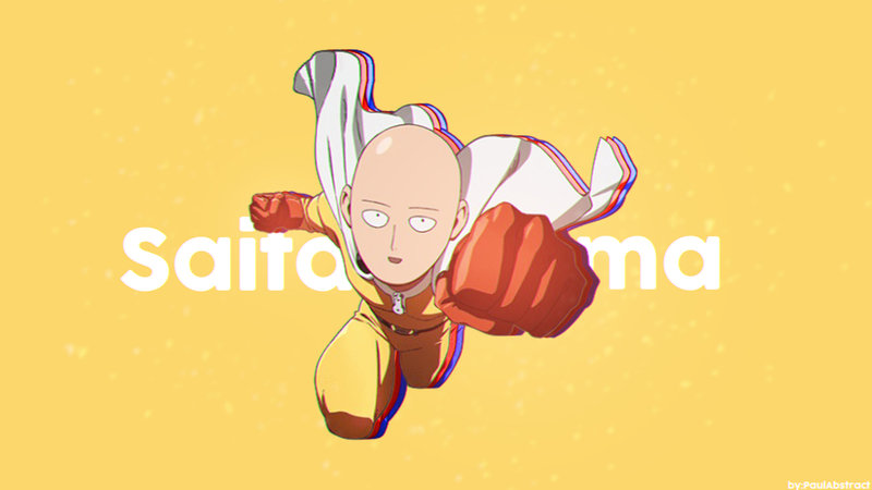 Download Wallpaper From Anime One Punch Man With Tags Laptop