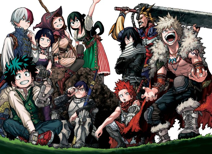 Download Wallpaper From Anime My Hero Academia With Tags
