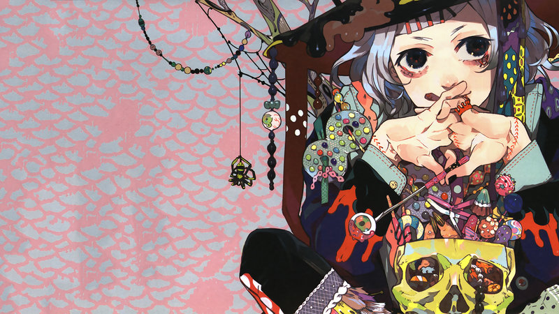 Download Wallpaper From Anime Tokyo Ghoul With Tags Laptop Juuzou Suzuya