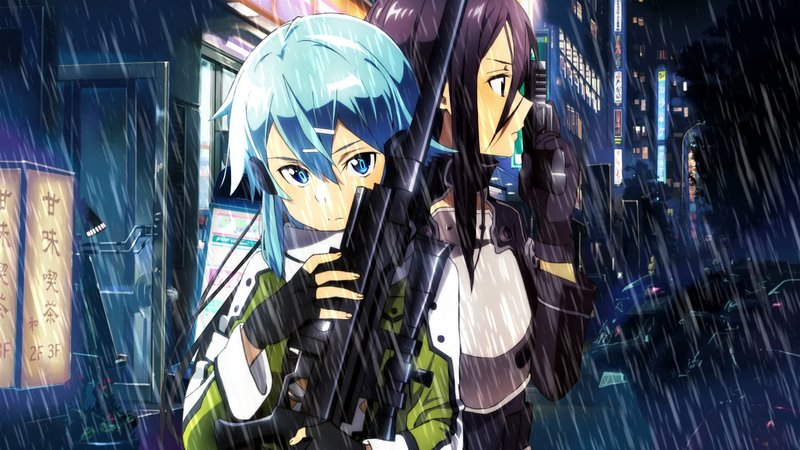 Download Wallpaper From Anime Sword Art Online Ii With Tags Cool