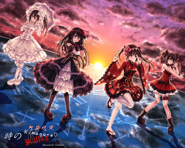 Download Wallpaper From Anime Date A Live With Tags Windows