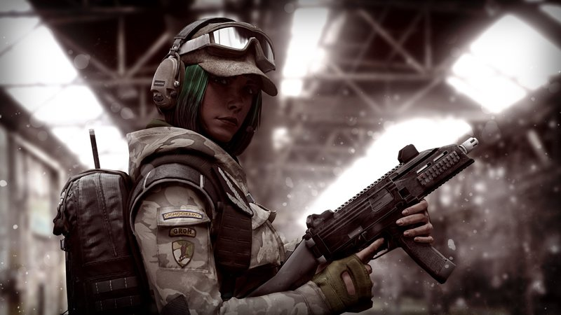 Games Tom Clancy's Rainbow Six: Siege download wallpaper