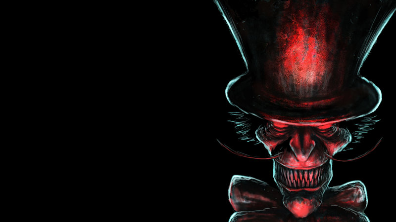 Download Wallpaper Dark Creepy With Tags Laptop