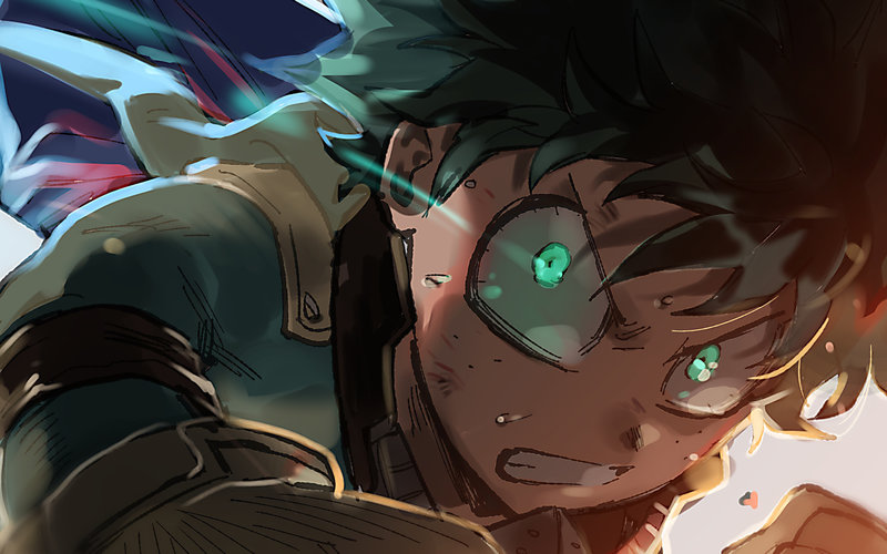 Download Wallpaper From Anime My Hero Academia With Tags Izuku