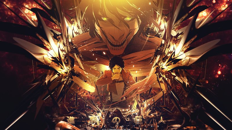 Download Wallpaper From Anime Attack On Titan With Tags Eren Yeager Macbook Pro