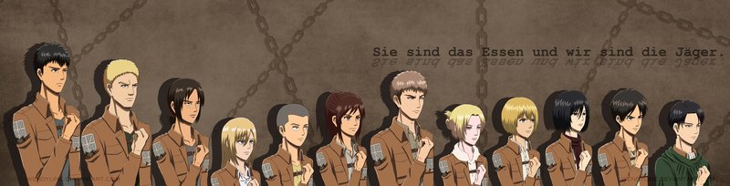 Download Wallpaper From Anime Attack On Titan With Tags Laptop Eren Yeager Mikasa Ackerman Annie Leonhart Levi Ackerman Historia Reiss Sasha Blouse Ymir Shingeki No Kyojin Armin Arlert Bertholdt Fubar Connie Springer