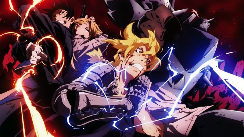 Download Wallpaper From Anime Fullmetal Alchemist With Tags