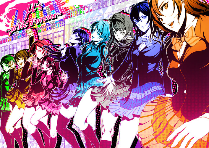Download Wallpaper From Anime Love Live With Tags Macbook Pro