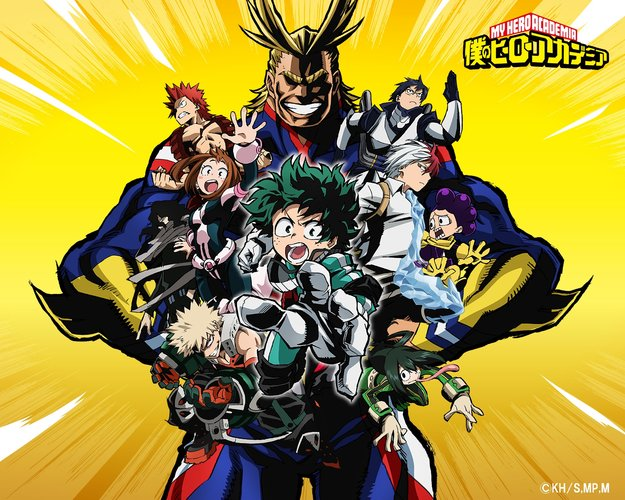 Download Wallpaper From Anime My Hero Academia With Tags Windows 10