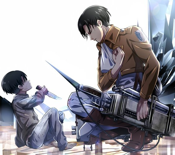 Download Wallpaper From Anime Attack On Titan With Tags Macos Levi Ackerman Shingeki No Kyojin