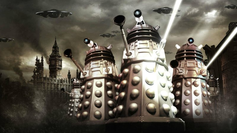 Download wallpaper from tv series Doctor Who with tags: Lock