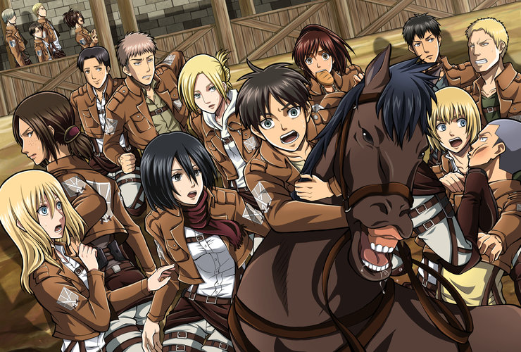 Download Wallpaper From Anime Attack On Titan With Tags Laptop
